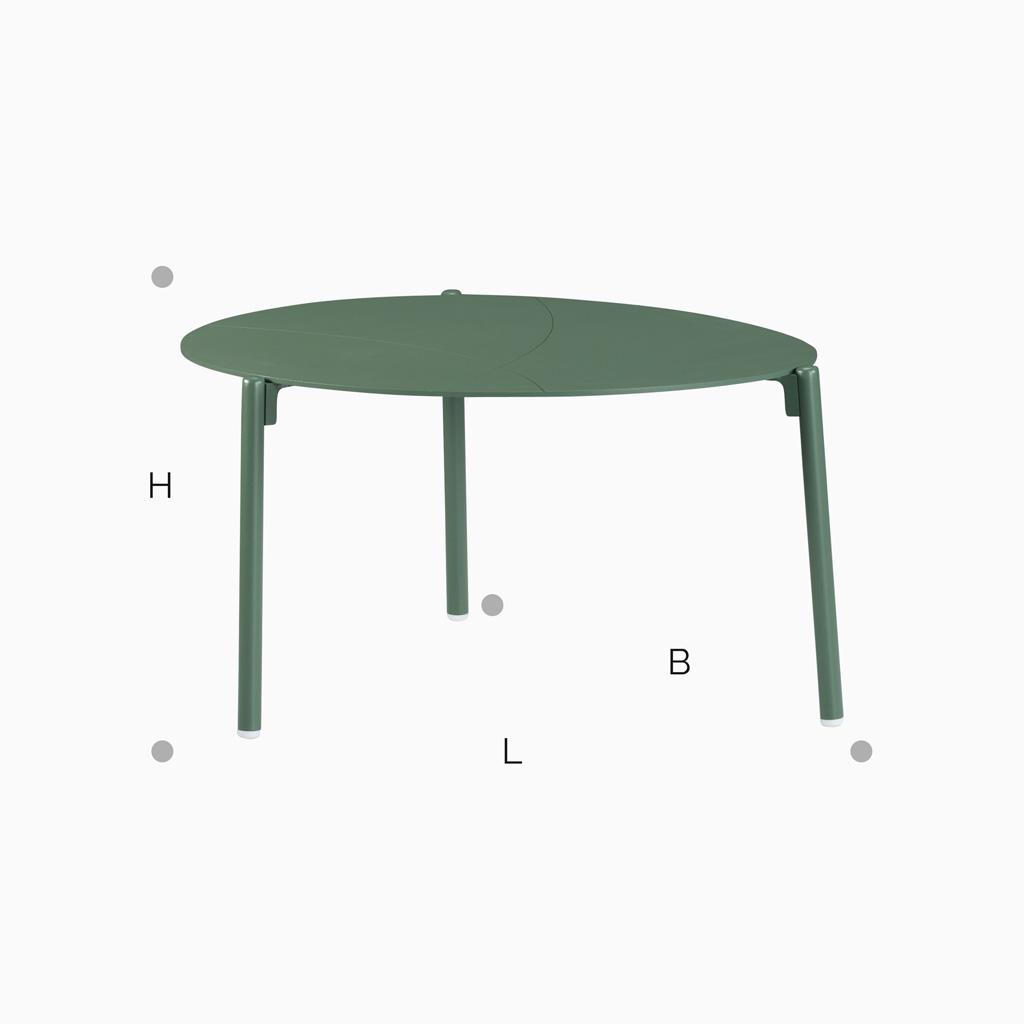 Tisch St. Pierre - M