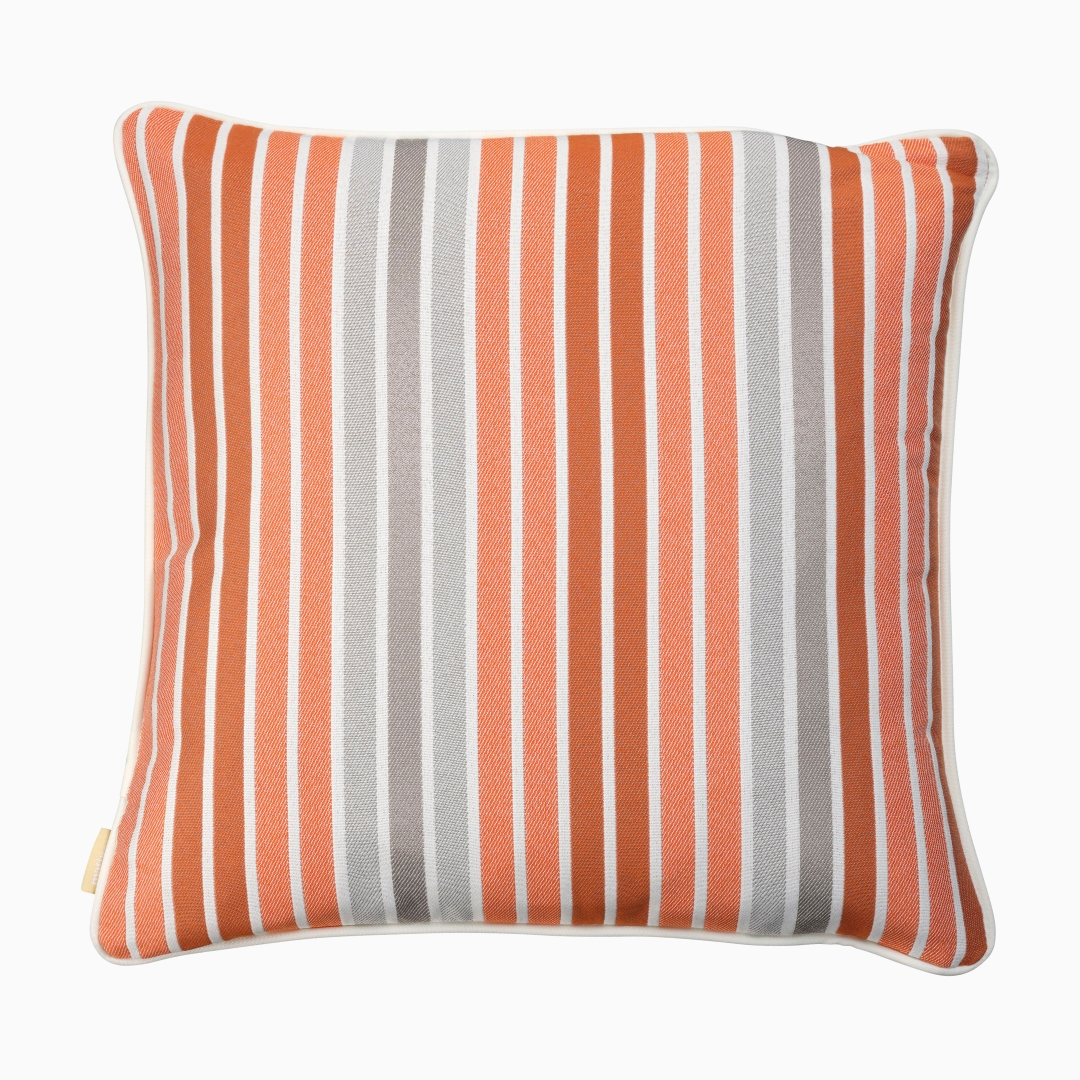 Tiny Stripes - Orange