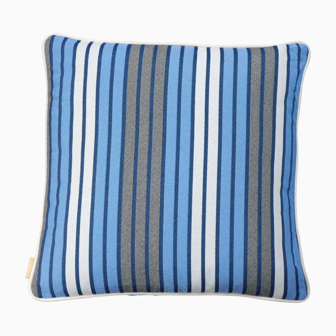 Tiny Stripes - Blue