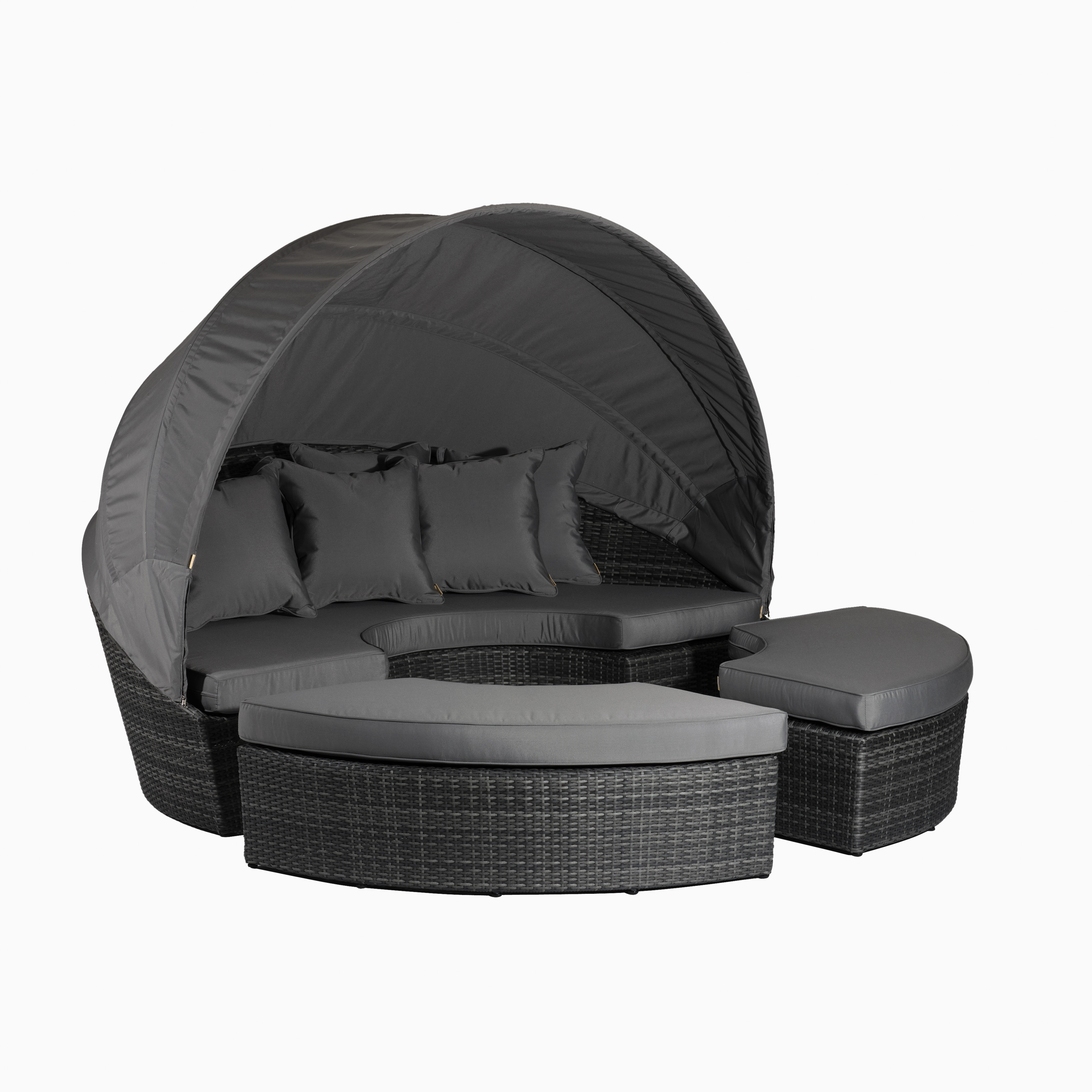 Daybed St. Bath - Charcoal